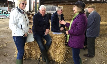 Visit to the Farm on Tuesday 23 rd October 2018
